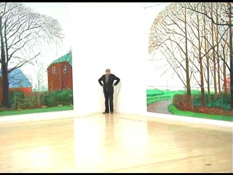 David Hockney  Tate Britain November 2009