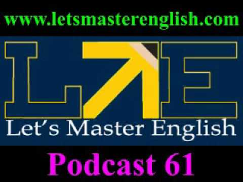 LME PODCAST #61 -- Enjoy it! Watch What You Say!!