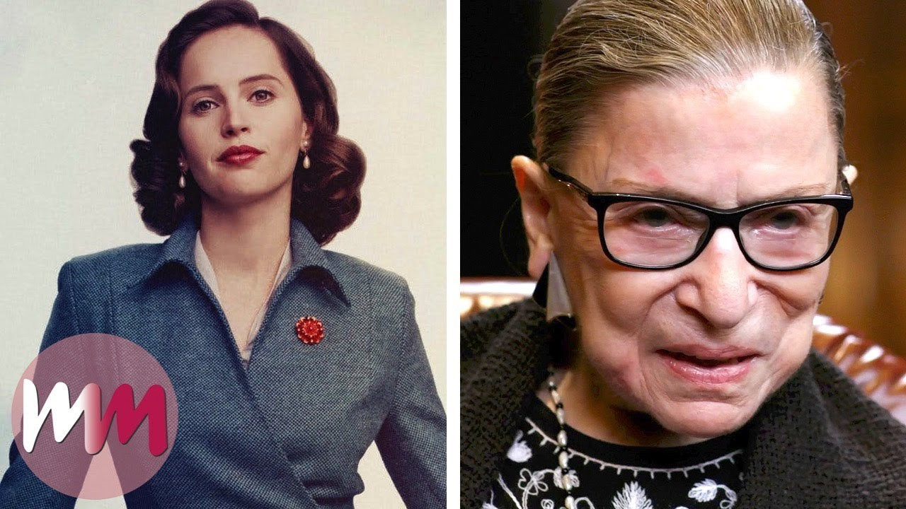 Top 10 Amazing Facts About Ruth Bader Ginsburg Youtube