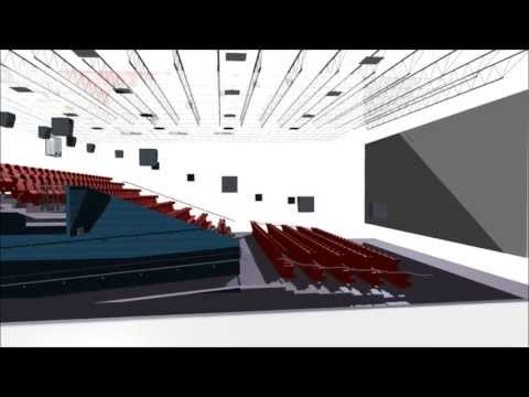 Auditorium Design Process