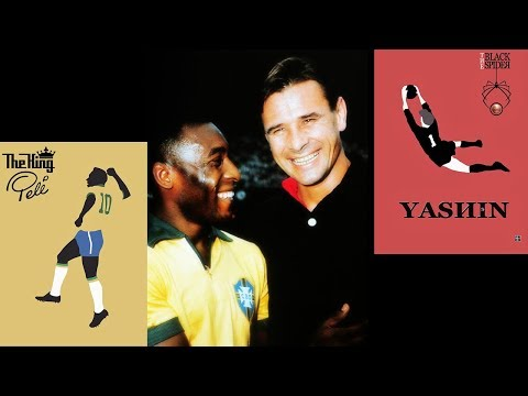 Pelé vs Yashin 1965 ● WOW, In only 2 games against USSR, Pelé proved he is the complete player