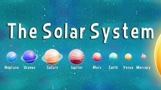 Solar System & Planets -  English Educational Videos | Little Smart Planet