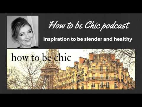 {Podcast} Inspiration to be slender and healthy Fiona Ferris