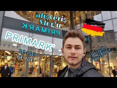Vlog  Almanya'da Kıyafet