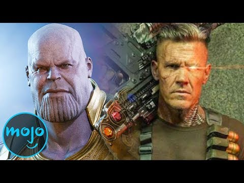 Top 10 Josh Brolin Performances