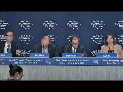 Africa 2015 - Press Conference Ebola Learning from the Crisis