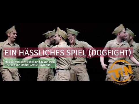EIN HÄSSLICHES SPIEL (DOGFIGHT) - Musical von Benj Pasek und Justin Paul (Trailer)