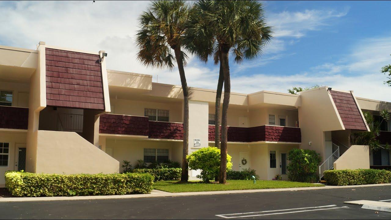 2601 S Palm Aire Dr #110 Pompano Beach FL 33069 - YouTube