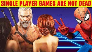 10 Games That Proved Single Player Gaming is Not Dead | Chaos