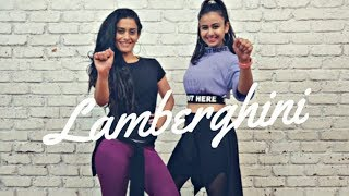 Lamberghini I The Doorbeen ft. Ragini I Team Naach Choreography