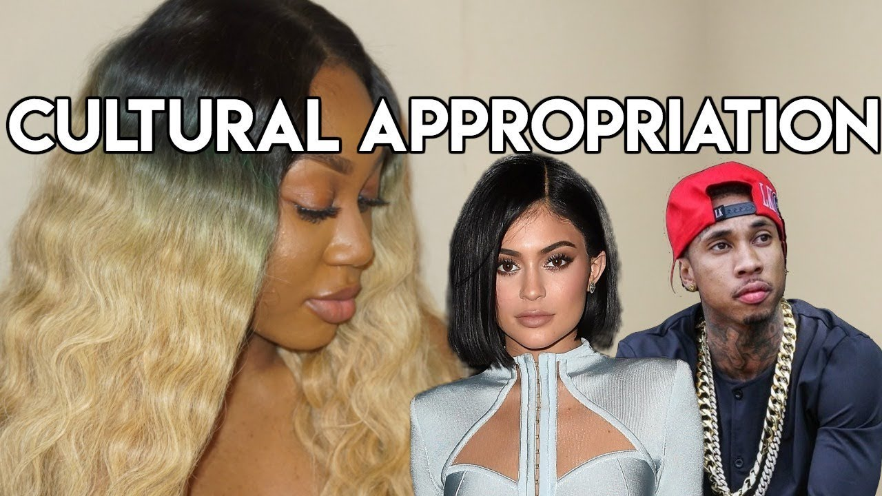 Kylie Jenner & Tyga. Cultural Appropriation #GirlTalk ft WigsBuy