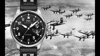 Is The Iwc Big Pilot's Watch Worth $12,900?