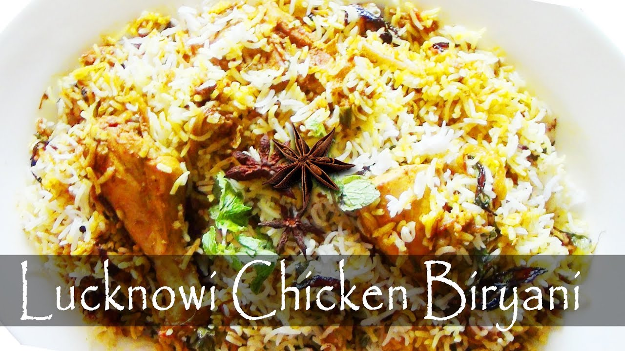 recipe: lucknowi biryani recipe sanjeev kapoor [10]