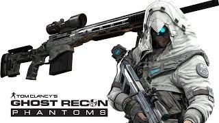 Ghost Recon Phantoms - Keenji - MSR-H on Subpen