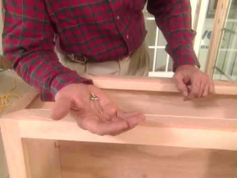 How to Build Bookshelves for Family Room - Colonial Revival