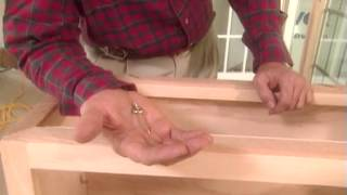 How To Build Bookshelves For Family Room - Colonial Revival Remodel -  Bob Vila Eps.1309