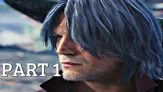 Devil May Cry 5 - Gameplay Walkthrough Part 1 (PS4 Pro) DMC5 Demo 2019