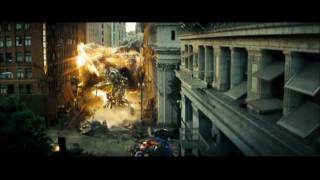 Transformers Optimus Prime Vs Megatron New Divide Music Video HD