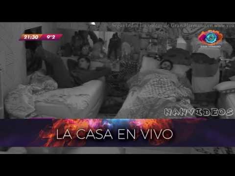 #GH 2016 17/07 - Matias P defiende a Ivana