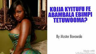 Abakyala mweffeko mulekere okwelaguza ate nga obuzibu buviira ddala kugwe wenyi thumbnail