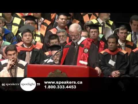 Robert Fowler - Distinguished Canadian Diplomat & Former al Queda Hostage