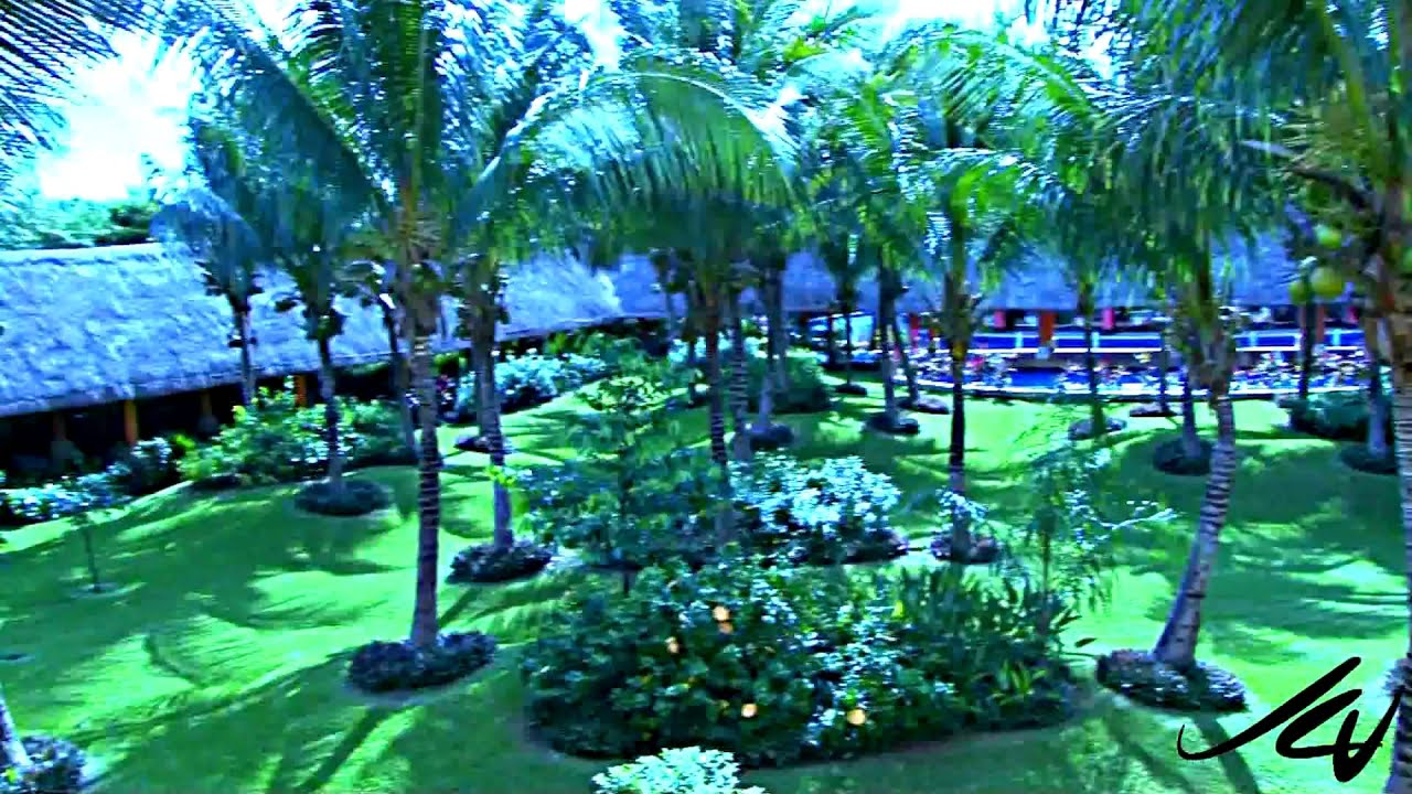 Barcelo Maya Tropical Room And The View Youtube