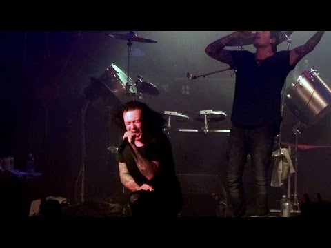Hollywood Undead - Gravity, Live @ Piere's Ft. Wayne IN 5/15/15