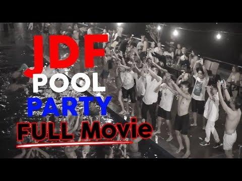 🔞 || JDF Pool Party Full Movie | Innside Hotel