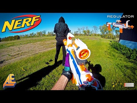 Thumbnail: NERF WARFARE | Call of Duty Campaign (First Person Shooter)