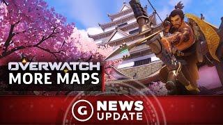 Three New Overwatch Maps