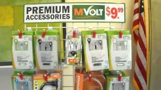 MVolt Product Rack