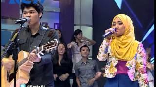 Video Fatin Shidqia feat The Overtunes - 'Kaulah Kamuku' - dahSyat 14 Mei 2014 download MP3, 3GP, MP4, WEBM, AVI, FLV September 2017