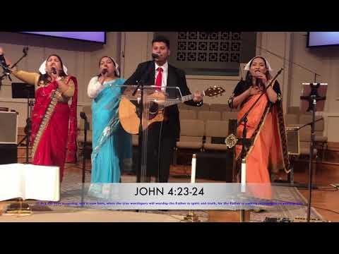 Nepali Christian Praise Songs | Yeshu Hamro Raja | The Bridge Church of Kansas City, Kansas |