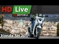 Honda SH 2017: anteprima SH150i e SH125i | Test Ride