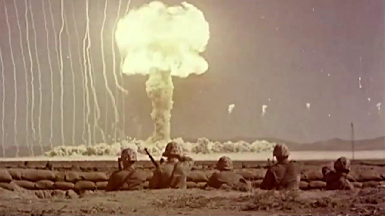 U.S. Army Atomic Bomb Blast Effects - 1959 Atomic Bomb ...