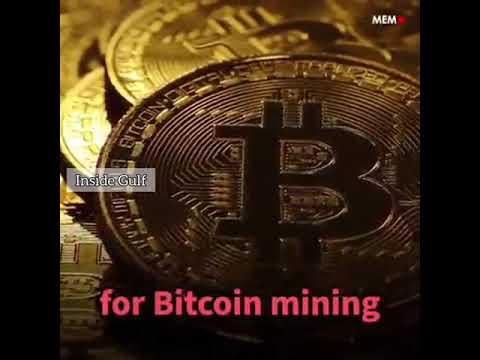 Libya Emerges as Regional Capital for 'Bitcoin Mining'   Inside Gulf