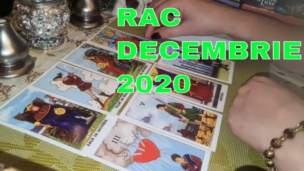 ♋ Zodia RAC / DECEMBRIE - 2020 / Previziuni Tarot ♋