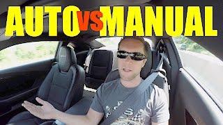 AUTO vs MANUAL?? Why I Chose an Automatic!!