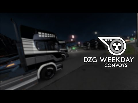 DZG™ - Attending CF (Coopers Freight Masters) - Berlin to Munchen - 12/08/2016