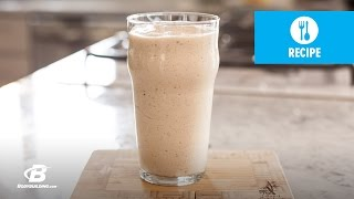 Lais Deleon Recipes: Almond Banana Protein Shake - Bodybuilding.com