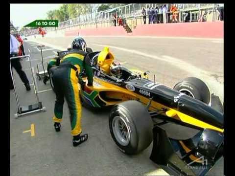 A1GP   2005 2006   Round 1   Race 1
