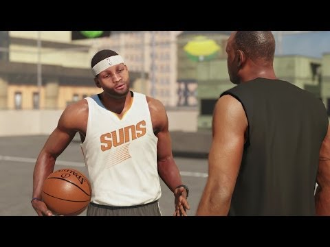 NBA 2K14 PS4 My Career - Jackson Ellis 1v1