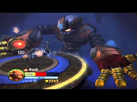 Skylanders Giants - Chapter 16 [FINALE] Time Attack [6:58 - Bash / Double Trouble / Ignitor]