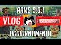 ARMS: UPDATE 5.0.1/ MISANGO TORNA IN PISTA?!