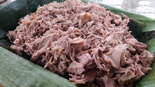 Hawaiian Kalua Pork Recipe