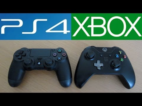 xbox just one against ps4 controller evaluation essay