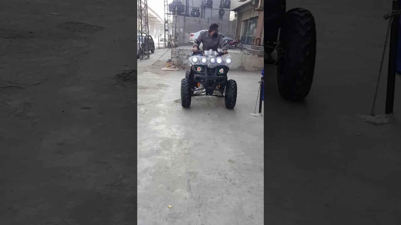 Brand New 250 Cc Fresh Import Atv Quad 4wheel Pakistan Lahore Youtube