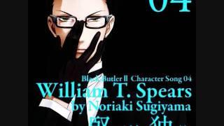【William T. Spears - Shinigami no Kintai Kanri】