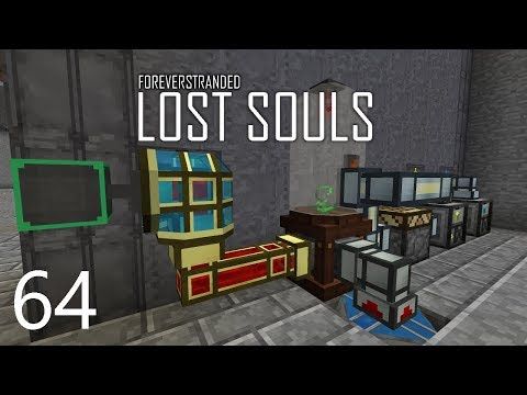 Forever Stranded Lost Souls - AUTOMATED FUEL SUPPLY [E64] (Modded Minecraft)