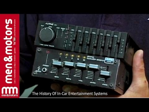 The History Of In-Car Entertainment Systems